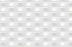 3D Hexagon Pattern Vector