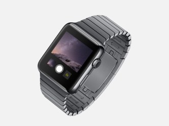 Hi-res Apple Watch PSD