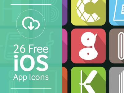 26 Free Apple App Icons