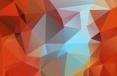 Modern Polygon Background Vector 04