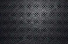 Dark Grunge Metal Background Vector