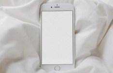 Blank iPhone 6 Mockups PSD