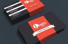 Corporate Business Card Templates PSD