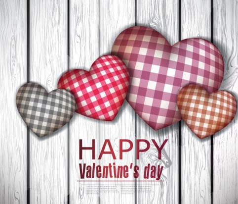 Creative Valentine's Day Heart Design Vector 04