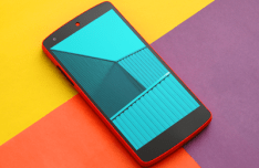 Awesome Nexus 5 Mockup PSD
