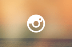 Circular Instagram Vector Icon