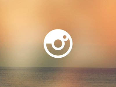 Circular Instagram Vector Icon