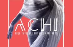 ACHI Font
