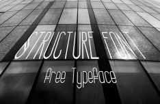 Structure Typeface