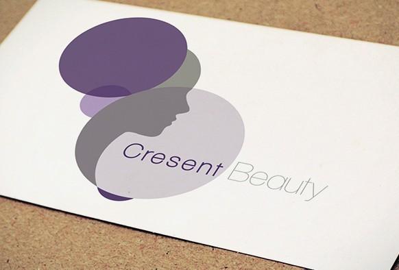 Beauty Semi Transparent Logo Template (AI+PSD)