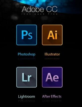 Adobe CC App Icons