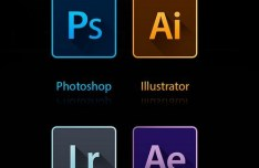 Adobe CC App Icons