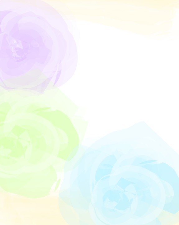 Free Watercolor Flower Background Vector Titanui