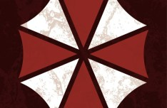 Umbrella Corporation Logo Resident Evil Vector