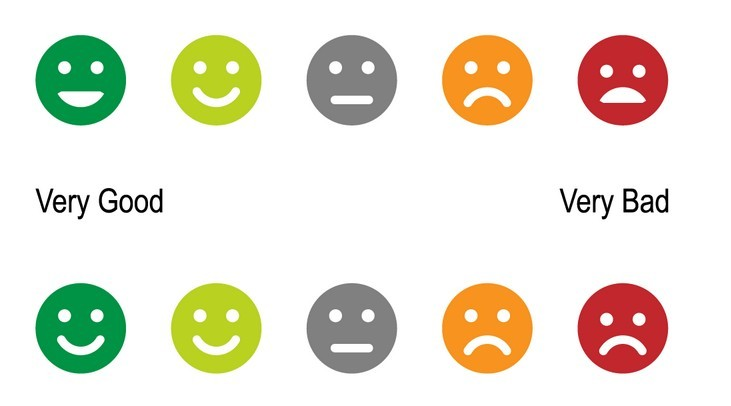 Free Smiley Rating Icons Vector Titanui