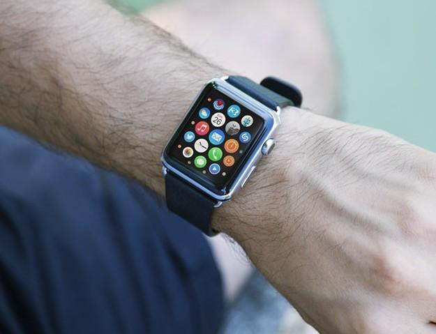 9 High Quality Apple Watch Mock-ups PSD