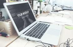 MacBook Air 13 Mockups