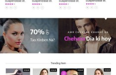 Fashion E-commerce Web Template