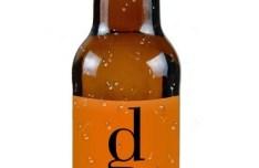 Simple Beer Bottle Mockup PSD