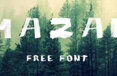 MAZAK Vector Font