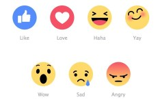 Facebook Emoji Icons For Sketch