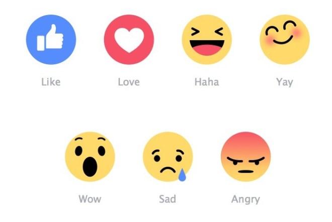 Facebook Emoji Icons For Sketch