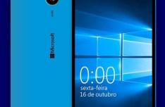 Microsoft Lumia 640 XL Vector Template