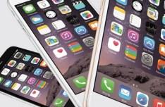 Hi-res iPhone 6 Plus Template PSD