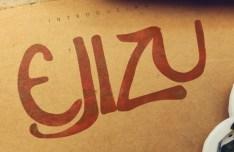 Ejizu Typeface