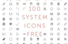 100 System Icons