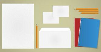 Brand Design Presentation Template PSD