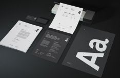 Granite Elegant Stationary Bundle PSD
