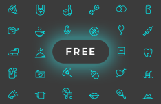 30 Joy Icons (AI+PSD)