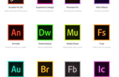 20 Adobe CC 2015 App Icons