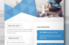 Modern & Creative Flyer Template PSD