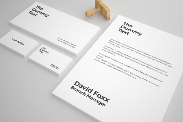 Minimal Clean Stationary PSD Mockup