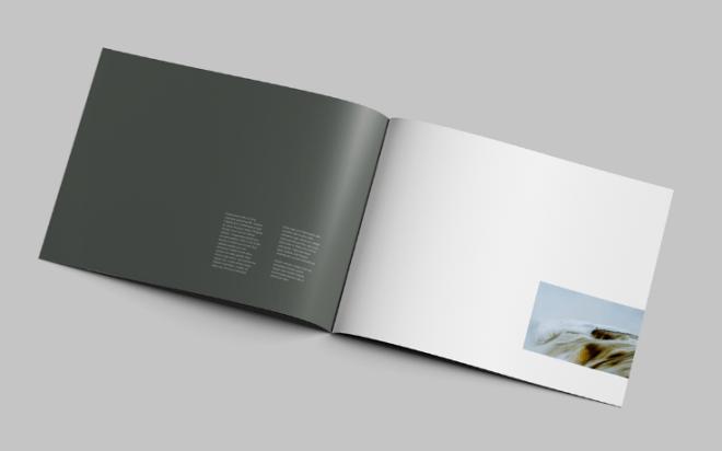 3D Photorealistic Brochure Mockup PSD