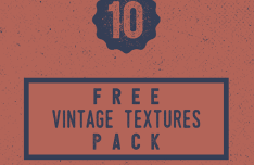 10 Vintage Vector & PNG Textures