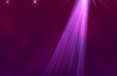 Graceful Stage Spotlight Vector #2
