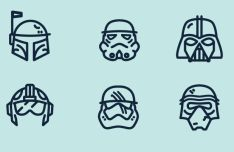 Star Wars Vector Hemlets