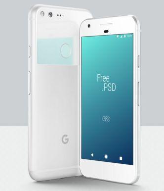 white-google-pixel-psd-mockup
