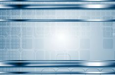 blue-metal-tech-background-vector