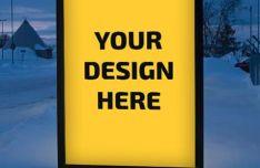 minimal-winter-outdoor-advertising-mockup-psd