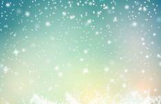 bokeh-snowflake-vector-background-5