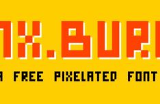 mx-burd-pixel-font