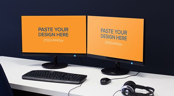 dual-monitor-workspace-psd-mockup