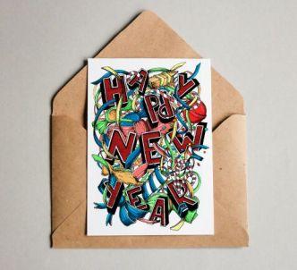 happy-new-year-postcard-psd