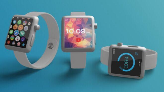 3D Realistic Apple Watch PSD Mockups