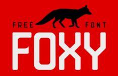 Foxy Typeface