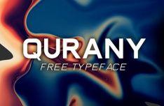 Qurany Tyepface